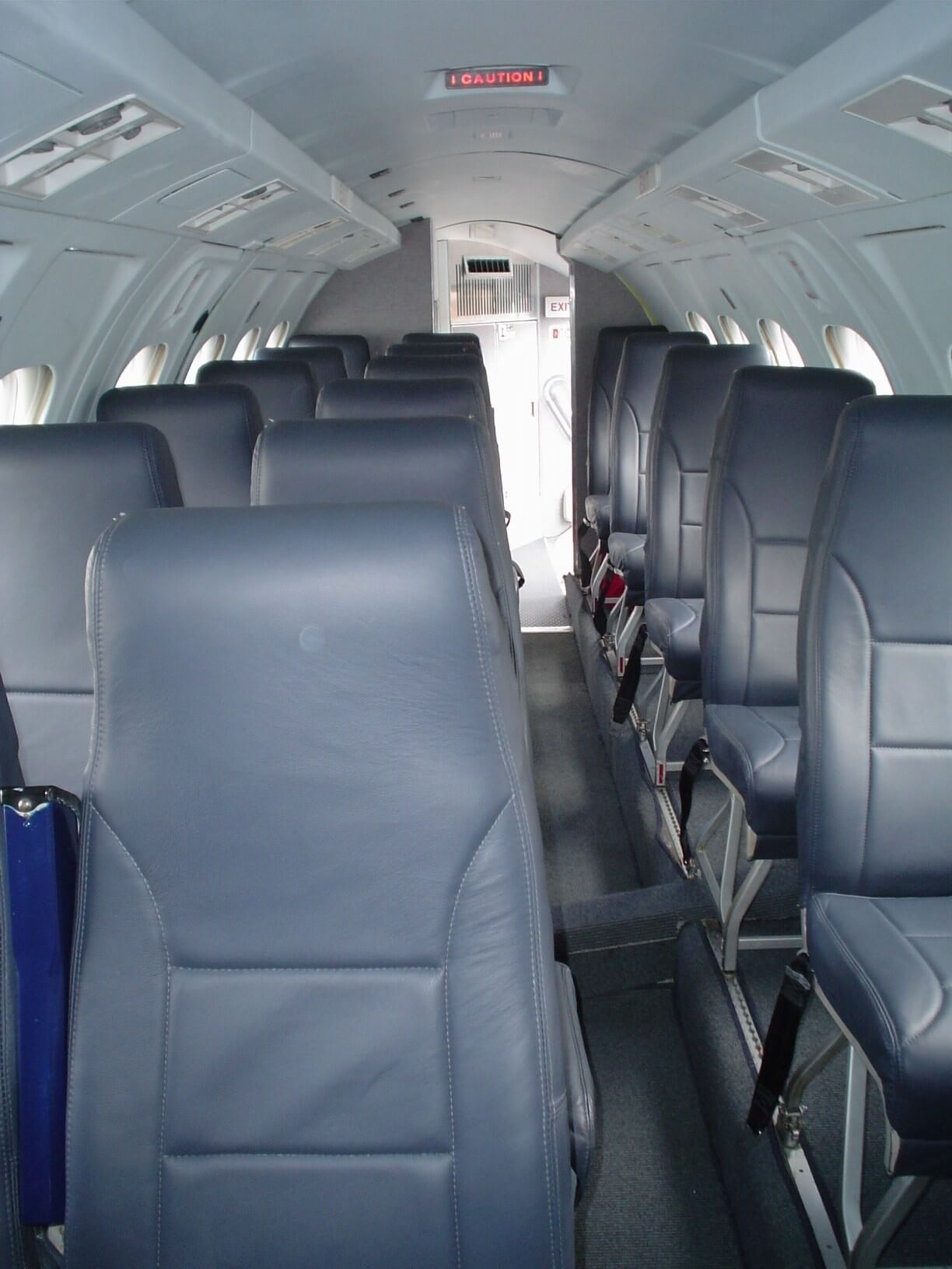 inside Jetstream 32